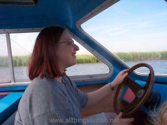 Tagesausflug auf dem River Thurne