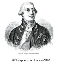 König Georg III. - ©iStockphoto.com/duncan1890