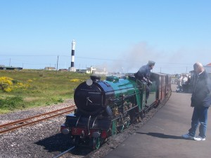 'Southern Maid' (Nr.3) in Dungerness