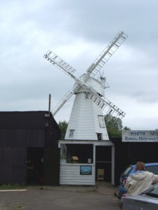 The White Mill - Sandwich