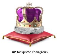 Eine Krone - ©iStockphoto.com/jgroup