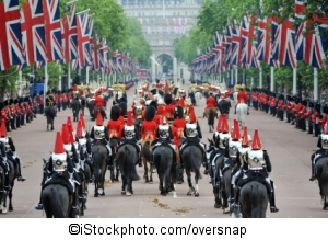 Trooping the Colour - ©iStockphoto.com/oversnap