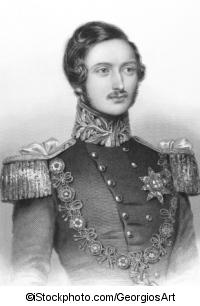 Prinz Albert von Sachsen-Coburg und Gotha - ©iStockphoto.com/GeorgiosArt
